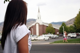 A variety of factors contribute to a student's losing faith when attending higher education. (Photo credit Utah Statesman)