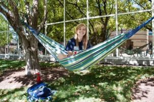 "Hammock: ""Have you ever heard of Humans of New York?"" ""I'm from New York!"""